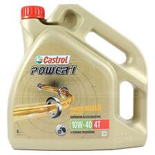 Castrol Power 1 Engine Oil 10w-40 4T 4l