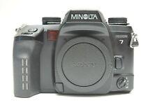 Minolta Konica α-7 Alpha Maxxum Dynax 7 SLR Film Camera