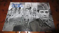 Joseph Turkel signed autographed photo as Prt Arnaud in Kubrick Paths of Glory