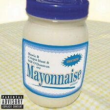 HOWIE B Crispin Hunt WILL O'DONOVAN in MAYONNAISE Album ELECTRONIC MUSIC on a CD