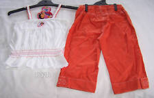 Dora The Explorer Girls 2 Piece Outfit Set Size 5 New