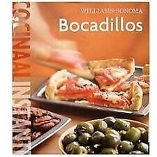 Bocadillos  Small Plates (Cocina Al Instante Food Made Fast) (Spanish Edition)