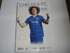 Official Chelsea Magazine October2018 - Issue 170 - new unread