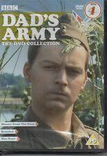 Dad's Army, Disk 4 (Season 3 Ep.10-12), DVD Region 2,4 (PAL UK) New Sealed!