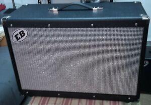 """EB 12"""" Guitar Speaker Cabinet VINTAGE US Style - Regular, Maxi. Mini"""
