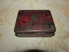 Antique Collectable Crawfords Delightful Biscuits And Shortbread Tin