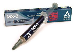 ARCTIC MX-2 Wärmeleitpaste Kühlpaste PC Notebook GPU CPU Prozessor Wärme Paste