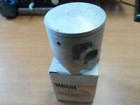 NOS OEM Yamaha Piston (2nd O/S 0.50) 1985 YZ125N 55Y-11636-00