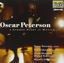 Oscar Peterson - A Summer Night in Munich [CD]