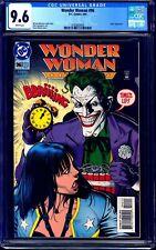 Wonder Woman #96 CGC 9.6 BRIAN BOLLAND JOKER COVER ART