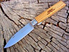 MAM Portugal knife 2136 Oak wood linerlock folder like Opinel picnic pocket edc