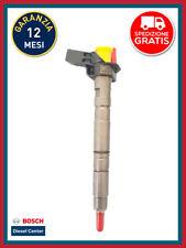 Iniettori RIGENERATI Bosch per AUDI A3 A4 A5 A5 Q5 TT diesel gasolio REVISIONATI