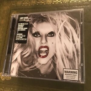 """Born This Way "" by LADY GAGA (Australian 2CD special edition, different tracks)"
