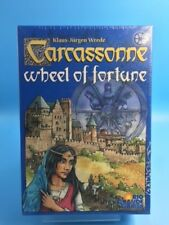 CARCASSONNE Wheel Of Fortune Expansion~SEALED NEW IN BOX
