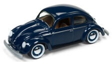 1/64 JOHNNY LIGHTNING CLASSIC GOLD 1950 Volkswagen Split Window Beetle in Dark B