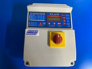Domino Plus T20 3~50/60HZ 400V Electronic Control Panel For Use With Single Pump