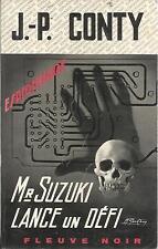 J. - P. CONTY  Mr SUZUKI LANCE UN DEFI  - FLEUVE NOIR  969