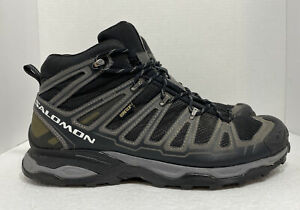 Salomon X Ultra Mid GoreTex Hiking Trail Men's Boots Shoes 309067 Size 11