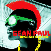 New: SEAN PAUL - Tomahawk Technique [Dancehall/Reggae] CD