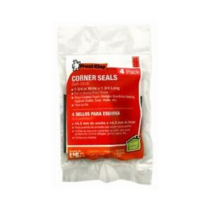 Door Corner Seals, Adhesive