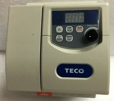 TECO EV 2HP 240V Single to 3 Phase Inverter Converter for Lathe Mill Drill SAW