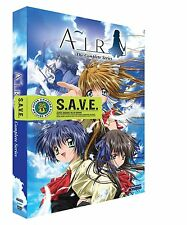 Air TV: The Complete Series S.A.V.E. Complete Anime Box / DVD Set NEW!