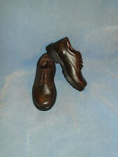 JJ School Jumping Jacks Brown Leather Tommy Lace-Up Oxfords Size 10 M New!