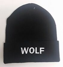 WOLF Gang Tyler The Creator Beanie