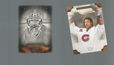 2 2011 PARKHURST CHAMPIONS PATRICK ROY RENDITIONS COLOR AND B/W  BOTH IN NRMT