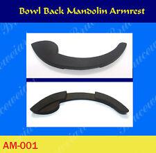 Free Shipping, Mandolin Part - Rosewood Mandolin Armrest  (GAM-001)