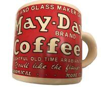 VTG Yester Year Brand May-Day Brand Coffee Mug Cup 1992