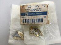 PCS K520 Size 2 3 Pole Square D 9998 SL-4 Contact Kit