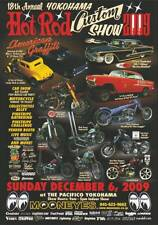 Old School Retro POSTER XXL Plakat Hot Rod Custom Show 70x50 Speedshop Chopper