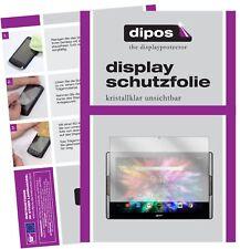 2x Acer Iconia Tab 10 A3-A50 Pellicola Protettiva Protezione Schermo Cristallo