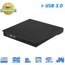 External Hard Drive CD DVD Combo ROM RW Reader Writer Player For Windows 7 8 10