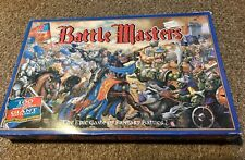 Battle Masters Board Game Boxed And Complete