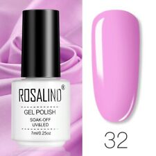 ROSALIND Gel Polish  top coat UV LED Nail Art Gel nail polish Manicure