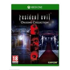 Resident Evil Origins Collection - XBOX ONE IMPORT neuf sous blister