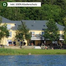 Mecklenburger Seenplatte 3 Tage Kurzurlaub Güstrow Hotel Strandhaus am Inselsee
