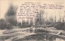 ANDREZIEUX le bonson timbrée 1904