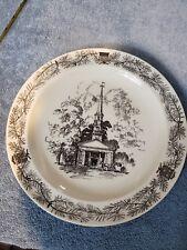 Vintage Wedgwood Martha-Mary Chapel Plate
