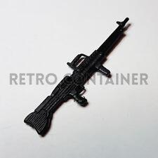 Vintage Toys Parts & Accessories - Galoob - The A-Team - Black Rifle Weapon Gun