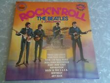 The Beatles & John Lennon – Rock'N'Roll 3 x LP 1981 BOXSET
