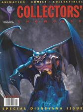 Collectors' Showcase (Vol.17, #5) ~ Disneyana ~ Chernabog ~ Fantasia ~ Garfield