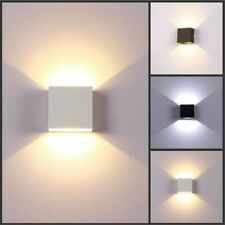 6W Modern LED Wall Light Bedroom Spot Lighting Up Down Lamp Sconce Fixtu