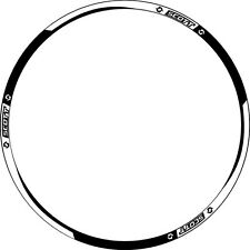 """Mountain Bike Wheel Decals Rim Stickers MTB Racing FOR 26"""" 27.5"""" 29""""  TWO RIMS"""