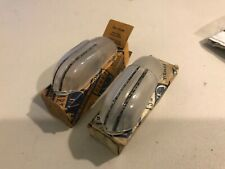 1941 CHEVROLET PICKUP TRUCK AND 1940 PONTIAC FRONT PARKING LIGHT LENS NOS NEW