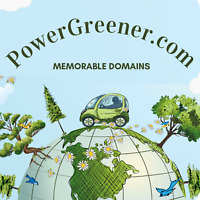 PowerGreener.com Domain Name For Sale - Premium Domain Name