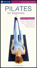 Gaiam Pilates For Beginners BEAM Fundamentals VHS Videp