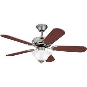 "Westinghouse Lighting Richboro SE 42"" Reversible Indoor Ceiling Fan 7877365"
